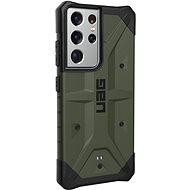 Kryt na mobil UAG Pathfinder Olive Samsung Galaxy S21 Ultra - Kryt na mobil