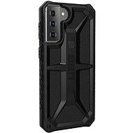 Kryt na mobil UAG Monarch Black Samsung Galaxy S21+ - Kryt na mobil