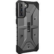 Kryt na mobil UAG Pathfinder Silver Samsung Galaxy S21+ - Kryt na mobil