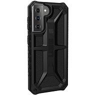 Kryt na mobil UAG Monarch Black Samsung Galaxy S21 - Kryt na mobil