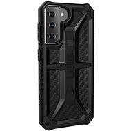 Kryt na mobil UAG Monarch Carbon Samsung Galaxy S21 - Kryt na mobil