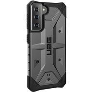 Kryt na mobil UAG Pathfinder Silver Samsung Galaxy S21 - Kryt na mobil