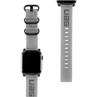 UAG Nato Strap Grey Apple Watch 40/38 mm - Remienok