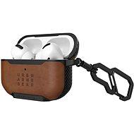 UAG Metropolis Case LTHR Brown Apple AirPods Pro
