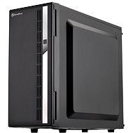 SilverStone CS380 čierna - Počítačová skriňa
