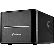 SilverStone CS280 čierna - Počítačová skriňa
