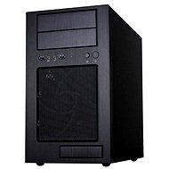 SilverStone TJ-08-E Temjin čierna - Počítačová skriňa