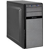 SilverStone PS11B-Q Precision čierna - Počítačová skriňa