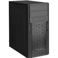 SilverStone PS13 Precision čierna - Počítačová skriňa