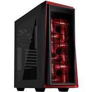 SilverStone Redline RL06BR-PRO čierno-červená - Počítačová skriňa