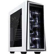 SilverStone Redline RL06WS-PRO bielo-čierna - Počítačová skriňa