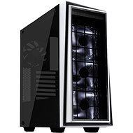 SilverStone Redline RL06WS-GP čierno-biela - Počítačová skriňa