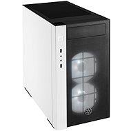 SilverStone Redline RL08 RGB biela - PC skrinka