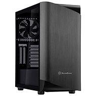SilverStone SETA A1 Titanium Black - PC skrinka