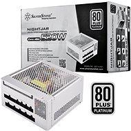 SilverStone 520W Nightjar series - Počítačový zdroj