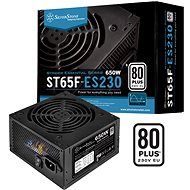 SilverStone Strider Essential 80Plus ST65F-ES230 650W - PC Power Supply