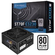 SilverStone Strider Essential 80Plus ST70F-ES230 700W - PC Power Supply