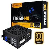 SilverStone Essential Gold ET650-HG 650W - Počítačový zdroj
