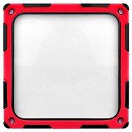 SilverStone FF124-E s magnetem 120mm červený - Prachový filter