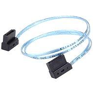SilverStone CP11 SATA III 90° 300 mm - Dátový kábel