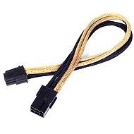 SilverStone predlžovací na napájanie VGA, 0,25 m - Napájací kábel