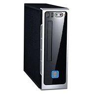 Eurocase mini-ITX Wi-05 čierno-strieborná - PC skrinka