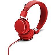 Urbanears Plattan II červené - Slúchadlá s mikrofónom