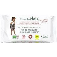 NATY Sensitive (56 ks) - Detské vlhčené obrúsky