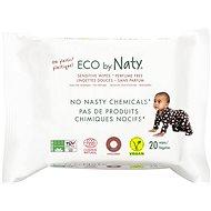 NATY Sensitive (20 ks) - Detské vlhčené obrúsky