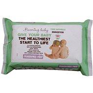 BEAMING BABY bez vône (72 ks) - Detské vlhčené obrúsky