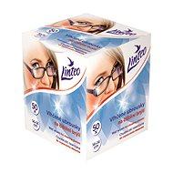 LINTEO Vlhčené obrúsky na okuliare (50 ks) - Vlhčené obrúsky