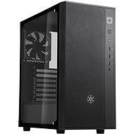 SilverStone FARA R1 Black - PC skrinka