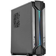 SilverStone Raven RVZ03B RGB Black - PC skrinka