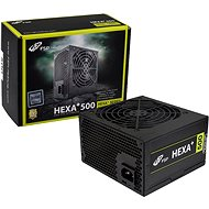 FSP Fortron Hexa 500+ - Počítačový zdroj