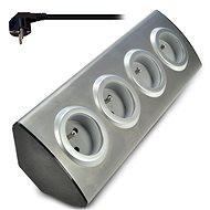Predlžovací kábel Solight PP103 - Prodlužovací kabel