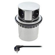 Predlžovací kábel Solight PP100 - Prodlužovací kabel