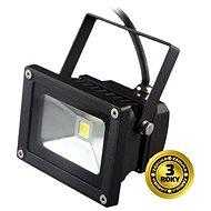 Solight vonkajší reflektor 10 W čierny - LED reflektor