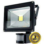 Solight vonkajší reflektor so senzorom 20 W, čierny
