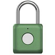 UODI visiaci zámok s odtlačkom prsta zelený - Smart zámok