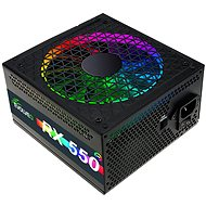 EVOLVEO RX 550 RGB LED 80 Plus 550 W