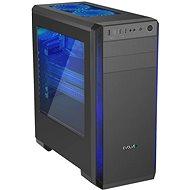 EVOLVEO T3 čierna - PC skrinka
