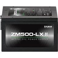 Zalman ZM500-LX II - PC zdroj