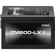 Zalman ZM600-LX II - PC zdroj