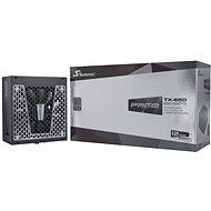 Seasonic Prime Ultra 650 W Titanium - Počítačový zdroj