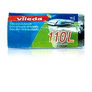 VILEDA Vrecia na odpadky extra silné 110 l - Vrecia na odpadky