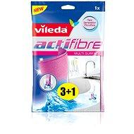 VILEDA Actifibre mikrohandrička 3 + 1 ks 29×29 cm - Handrička