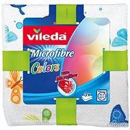 VILEDA Mikrohandrička Colors dizajn 3 ks - Handrička