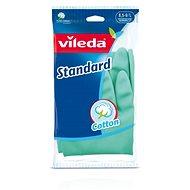 VILEDA Rukavice Standard L - Gumené rukavice