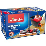 VILEDA Ultramat TURBO + Ajax - Mop