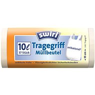 SWIRL Antibakteriálne sáčky na odpad 10 l, 37 ks